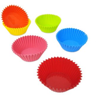 3 inch Silicone Baking Cups | SiliconeZone... Life is Art!