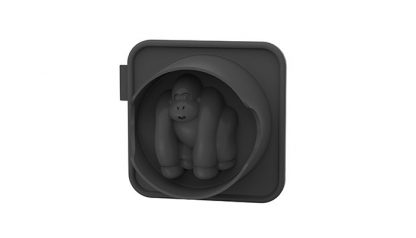 Gorilla Cake Mold | My Animals Collection | SiliconeZone... Life is Art!