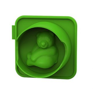 Panda Cake Mold | My Animals Collection | SiliconeZone... Life is Art!