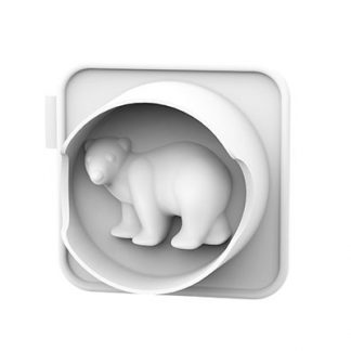 Polar Bear Cake Mold | My Animals Collection | SiliconeZone... Life is Art!