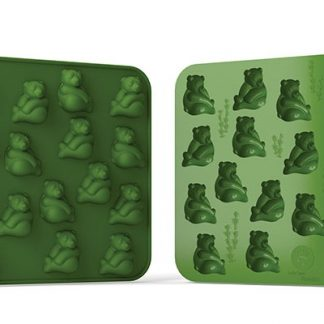 Panda Silicone Mold | My Animals Collection | SiliconeZone