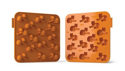 Tiger Silicone Mold | My Animals Collection | Siliconezone