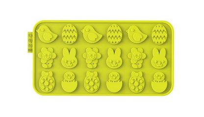 Easter Silicone Mold | Wafer-Thin Collection | SiliconeZone... Life is Art!