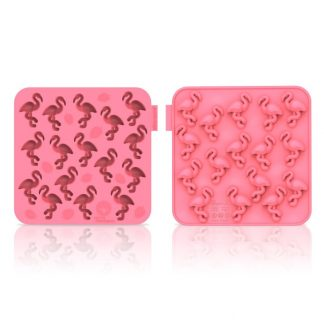Flamingo Deep Silicone Mold | My Animals Collection | SiliconeZone... Life is Art!