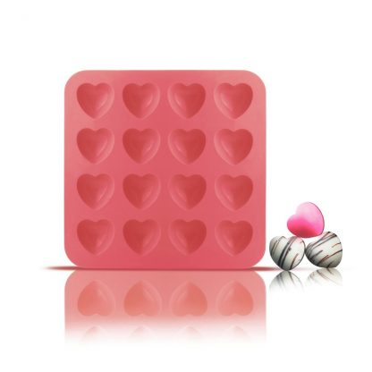 Heart Deep Silicone Mold | Deep Silicone Molds | SiliconeZone... Life is Art!