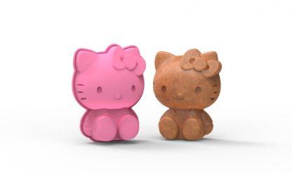 Hello Kitty Mini Cake Pan   SiliconeZone... Life is Art!