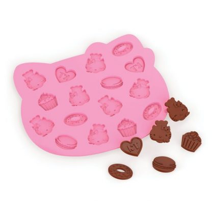 Hello Kitty Silicone Mold   SiliconeZone... Life is Art!