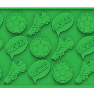 Soccer Mold | Sports Silicone Molds | SiliconeZone... Life is Art!