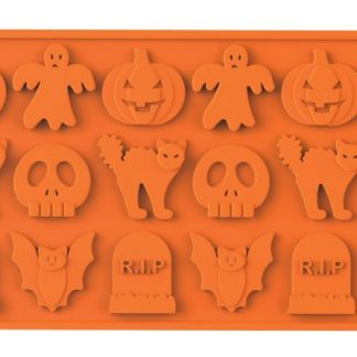 Halloween Silicone Mold | Wafer-Thin Collection | SiliconeZone... Life is Art!