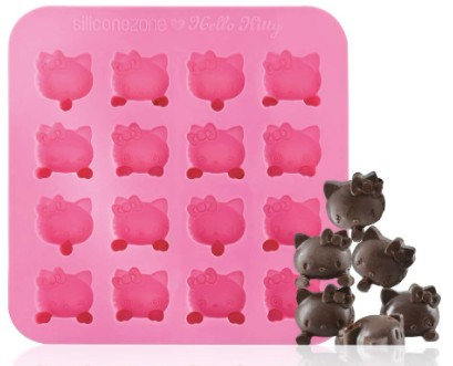 Hello Kitty Deep Silicone Mold | SiliconeZone... Life is Art!