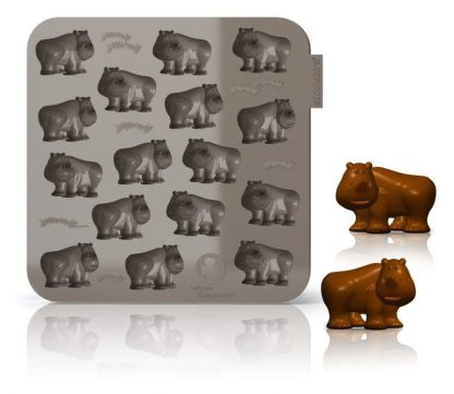 Rhinoceros Silicone Mold | My Animals Collection | SiliconeZone