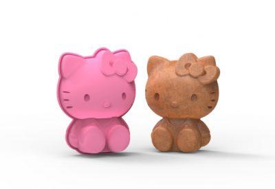 Hello Kitty Mini Cake Pan | SiliconeZone... Life is Art!